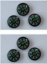 Wholesale Lot 120pcs 20mm Small Mini Compasses for survival kit
