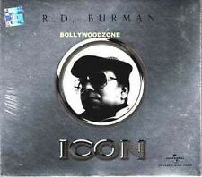 R D BURMAN - ICON - 15 GREATEST FILMI HITS SONGS BRAND NEW CD - FREE UK POST