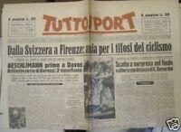 TUTTOSPORT 1/8/49 GIRO DI SVIZZERA [CL515]