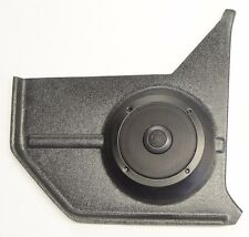 """1967 1968 Ford Mustang Convertible Kick Panels New with 6 1/2"""" speaker cutout"""