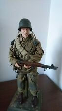 DRAGON DID 1/6TH 1:6 Scale WWII WW2 US 82nd AIRBORNE Sgt Custom Figure