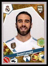 Panini FIFA 365 (2018) - Dani Carvajal Real Madrid CF No. 199