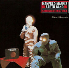 Manfred Mann´s Earth Band ### Somewhere In Afrika  ###  CD