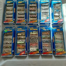 Hot Wheels Lot of (10) 5 Car Gift Packs  misc