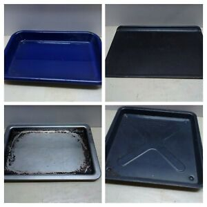 Pick 1 ) Toaster Oven Crumb Tray Rotisserie Broiler Insert Drip Pan Wire Rack