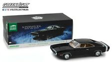GreenLight 1/18 Artisan Collection - Supernatural 1970 Dodge Charger 19046