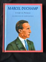 Marcel Duchamp: A Life in Pictures (Mini; Hardcover, *Mint Condition*)