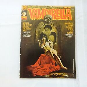 1974 Vampirella Comic Magazine #35   6.0 gr