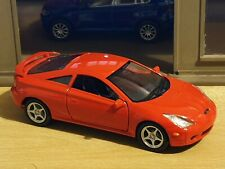 1:38 1/38 Toyota Celica Red Model Car