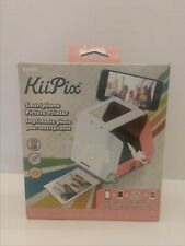 KIIPIX Portable Smartphone Picture Printer by Tomy - PINK