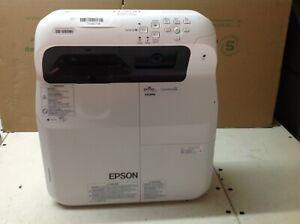 Genuine EPSON EB-695Wi H740B Ultra Short Throw Finger Touch Projector WXGA HDMI