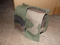 Pochettes étuis porte-grenades Armée Française camouflage C/E camo Centre Europe