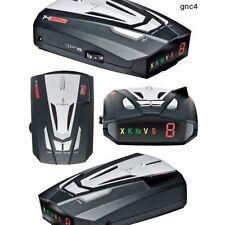 Laser Radar Detector Police Band 360-Degree Protection Speed Car Cobra 14 Band