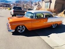 1955 Chevrolet Bel Air/150/210 Bel Air Post