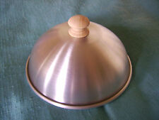 More details for bbq burger basting lid 5.5in. cheese melting dome cover