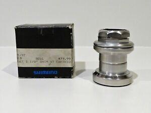 Vintage Shimano Deore XT 1 1/8 Threaded Headset Sealed Bearing M740/741