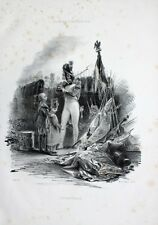 Frankreich Napoleon Infanterie Tambour Bärenfellmütze Garde Preußen Fahne Jena