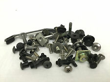 KAWASAKI 2011 EX650 NINJA BODY COWL COWLING FAIRINGS SCREWS HARDWARE