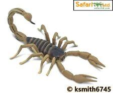 NOUVEAU * Papo Scorpion solide Jouet en plastique animal sauvage d/'insectes Arachnid