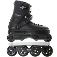 Razors Cosmo Shift Combo Aggressive Fitness Inline Skates Mens 9.0 Black NEW