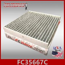 FC35667C(CARBON) CABIN AIR FILTER: TOYOTA SEQUOIA SIENNA TUNDRA VENZA & YARIS
