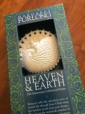 New Listing20th Anniversary Margaret Furlong Heaven and Earth Roundel Ornament~ New Boxed