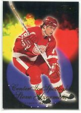 1996-97 Flair Center Ice Spotlight 10 Steve Yzerman
