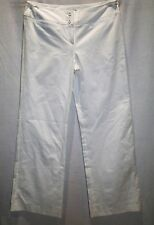 Ping Pong Brand White Wide Leg Pants Size 14 BNWT (with defects) #TP10