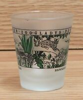 Brownsville, Texas - Gladys Porter Zoo Collectible Barware Shot Glass **READ**