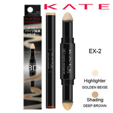 [KANEBO KATE] 3D Part Design EX-2 Highlighter & Shading Contour Powder Stick NEW