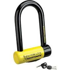Kryptonite New York Fahgettaboudit Mini D Lock Bike/Bicycle/Cycle Security