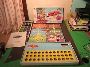 Legend of Zelda Board Game  - Milton Bradley Complete
