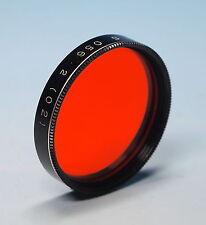 Toshiba filtro Colore/Color-FILTRO ORANGE-S 056 2 (02) 27e/Screw-in - (202319)