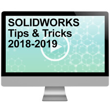 SOLIDWORKS Tips & Tricks 2018-2019 Video Training