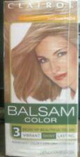 3 Clairol Balsam Permanent Hair Color Dark Blonde 604 Lot of 3