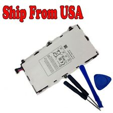 "Battery +Tools For Samsung Tab 3 7.0"" Sm-T210 Sm-T211, Sm-T217A,Sm-T217S, 4400mA"