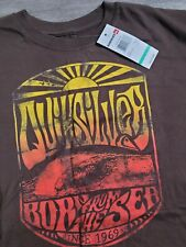 New listing NWT QUICKSILVER tshirt Size LARGE Born From The Sea Surf