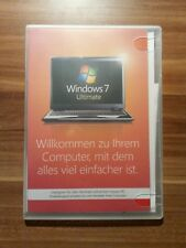 Microsoft Windows 7 ULTIMATE 32bit SB Vollversion deutsch GLC-00705