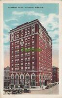 Postcard Vicksburg Hotel Vicksburg MS Mississippi