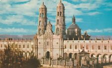 """*Mexico Postcard-""""Zapopan Basilica"""" ...Basilica de Zapopan...Tapopan Jalisco/"""