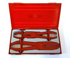 Teng Tools tthc03 Pince Serrage collier de tuyau Set 3piece 118420108