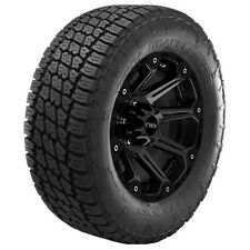 4-NEW P285/45R22 Nitto Terra Grappler G2 114H B/4 Ply BSW Tires