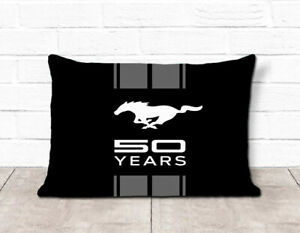 Ford Mustang 50 year Anniversary Pillow Case