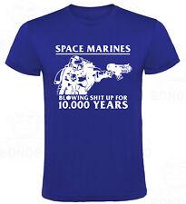 Camiseta Space Marines  Warhammer 40k hombre tallas y colores