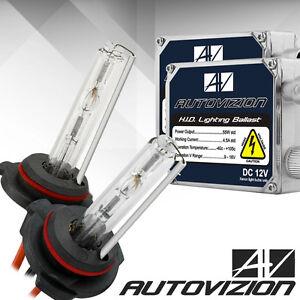 AUTOVIZION HID XENON 55W Conversion Kit H4 H7 H11 H13 9003 9005 9006 9007 880