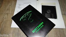 BATMAN forever !  dossier presse scenario cinema fantastique + disquette comics