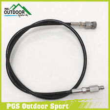 "New Paintball Airsoft Air Gun PCP 37"" In-Flight Refueling Remote Fill Hose"