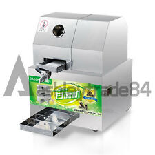 1PCS NEW stainless steel sugar cane juice machine, sugar cane juicer