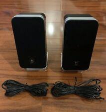 LOGITECH Z-5450 THX LEFT & RIGHT Front Surround Speakers