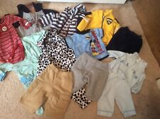 Hugh Lot of Boys Clothes Size 3-6 Months Used